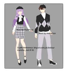 Star Pointer Costume - Hanamaru, Koji by Jikanne-Ryoko