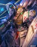 [Practice]Nu Gundam