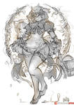 [Patreon-PWYW]BIllie(sketch)