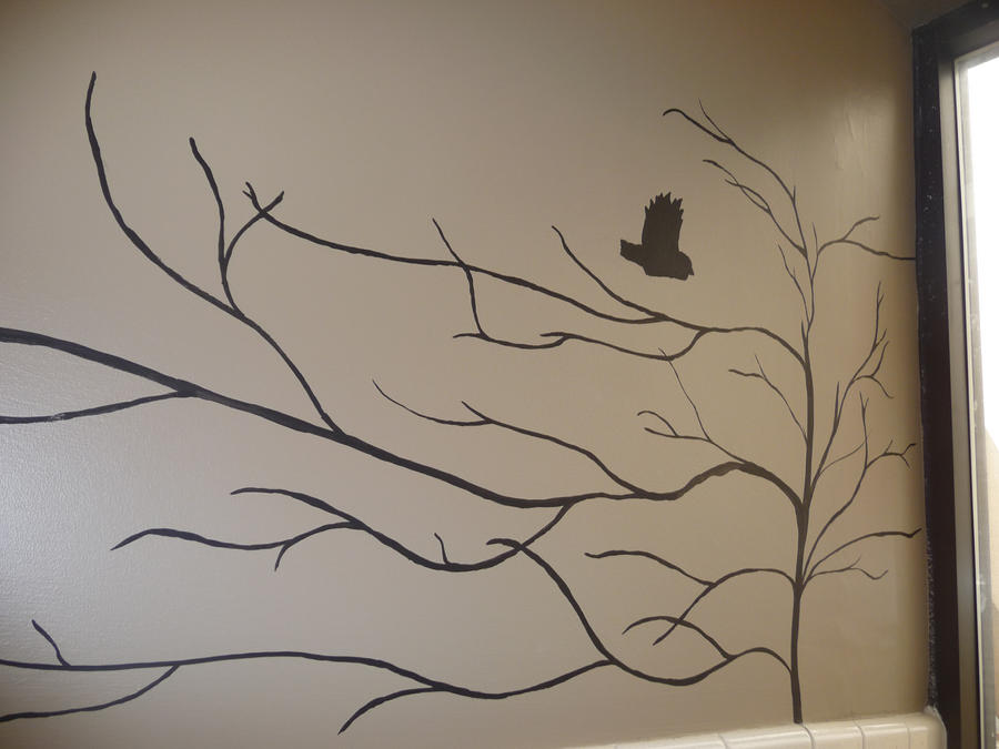 Mural design and painting by katiebrobst on deviantart for Mural art designs