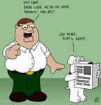 Freakin Sweet Family Guy Art