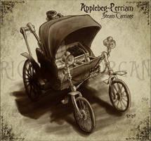 Applebeg-Perriam Steam Car by zonefox