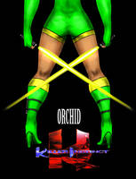 Killer Instinct: Orchid by DHK88