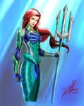 Ariel: Disney Warrior Princess