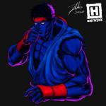Ryu - Super Street Fighter II Intro