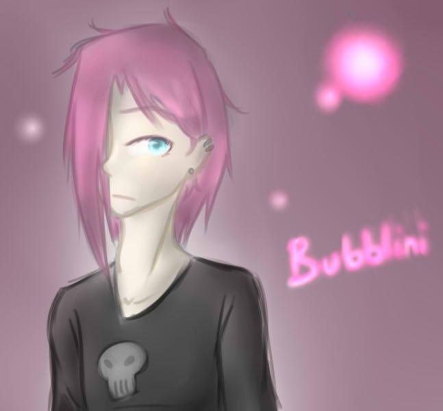Bubblini by Mister-Pierrot