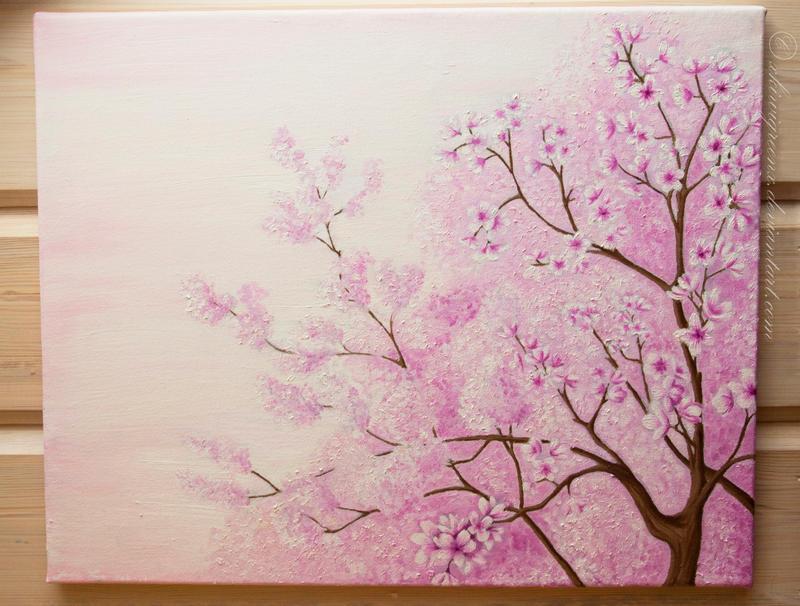 Sakura by mickinene
