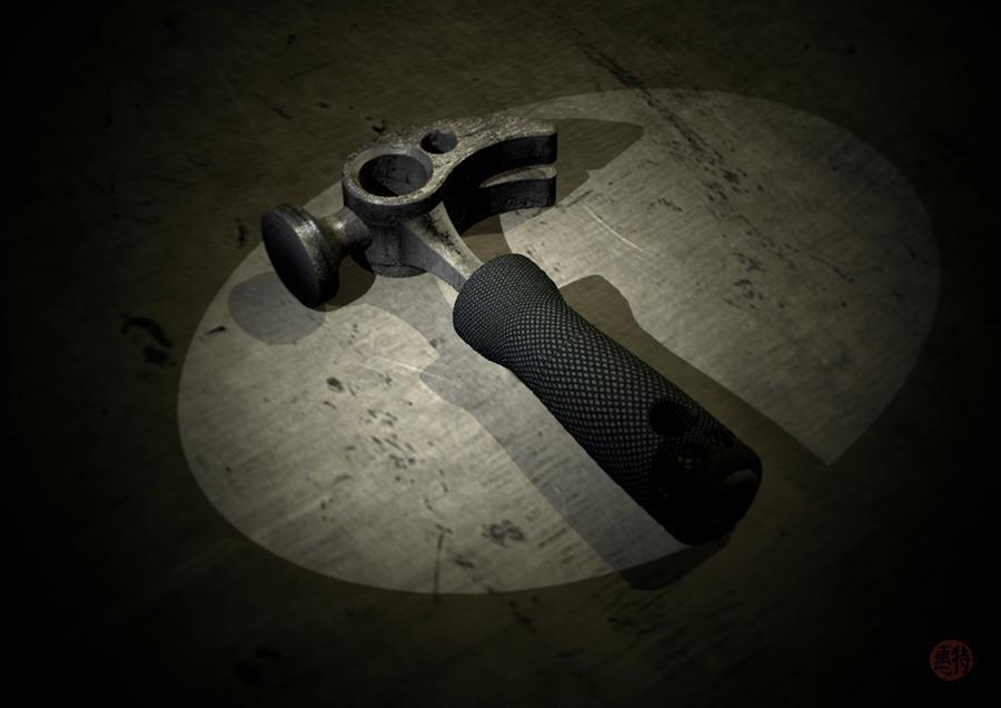 Hammer by TrigoMoran