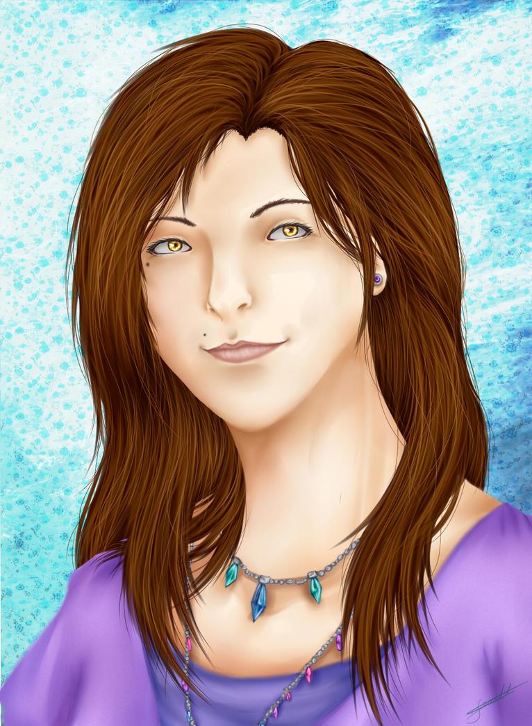 [ISM] Portrait - Ocarina by NaelenFixelle