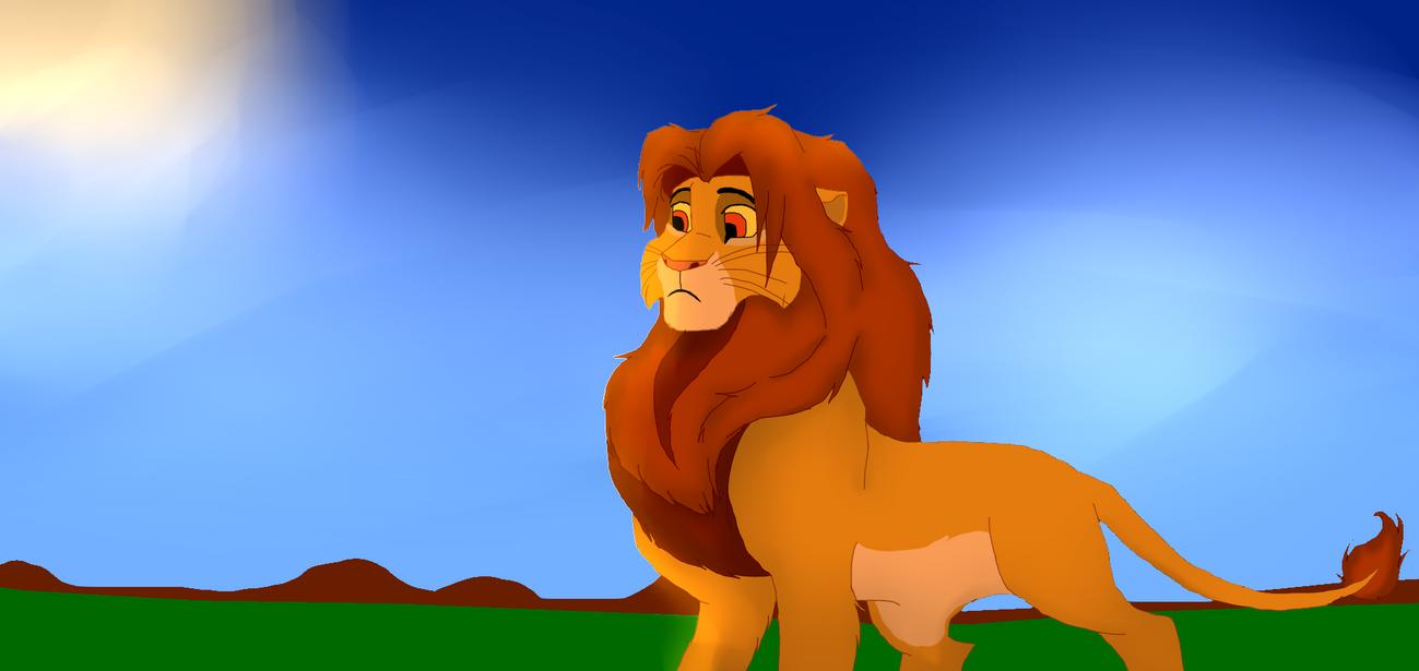 Simba by Redakay