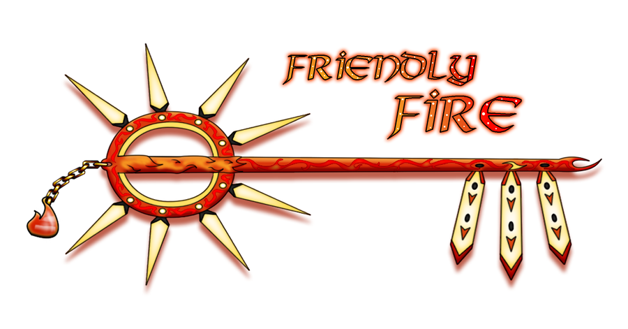 Friendly Fire by Brettdagirl