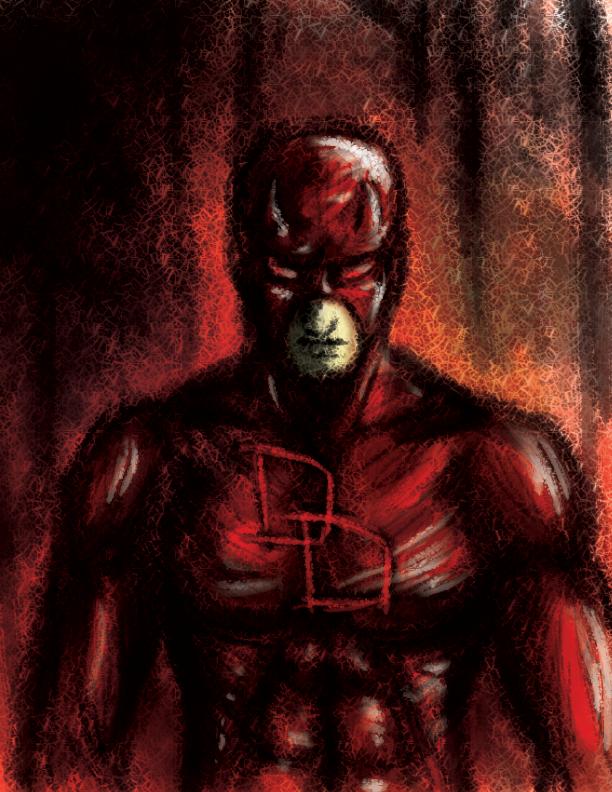 The Daredevil by Brettdagirl