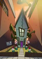 Zim's House