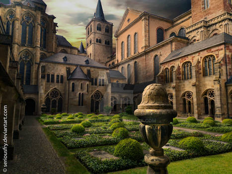 Knights Place - 2 - Cathedral Trier - i