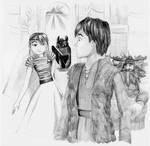 The Wedding: Astrid and Hiccup