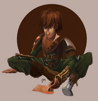 Big Hiccup by inhonoredglory