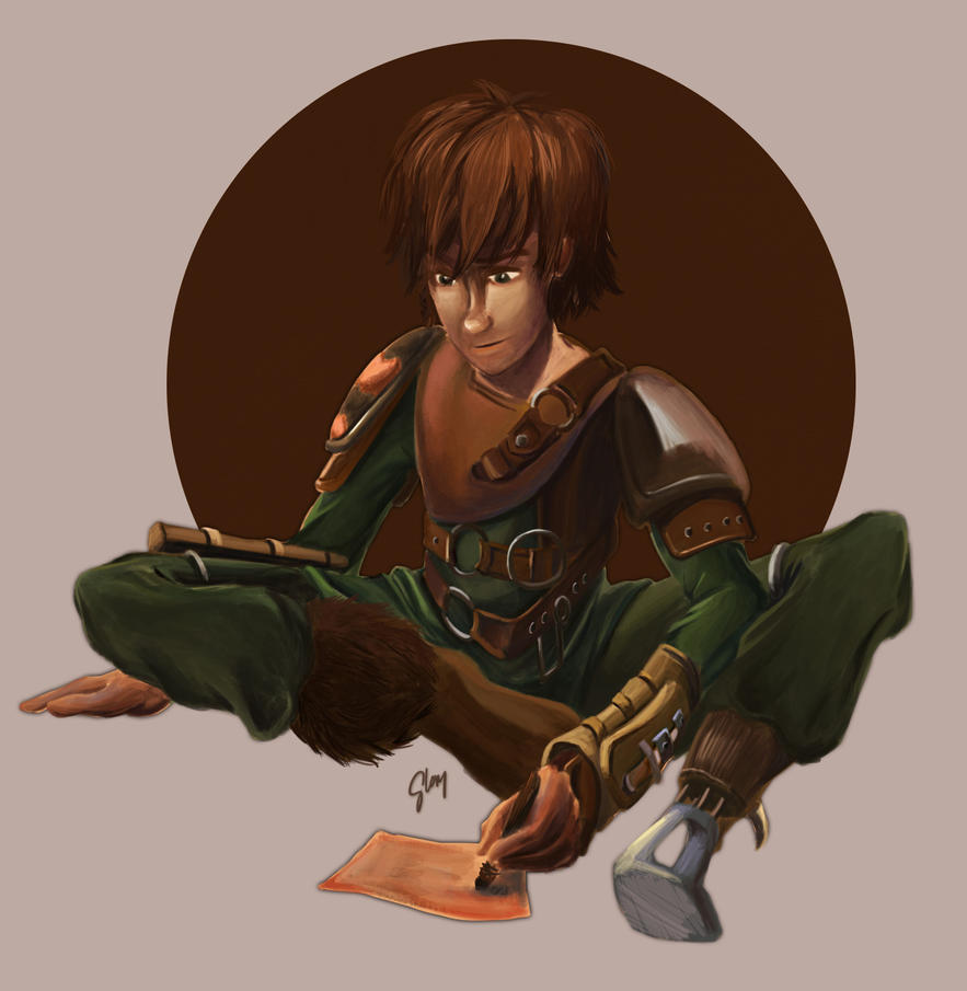 To train your dragon hiccup and astrid kiss fanfiction big hiccup