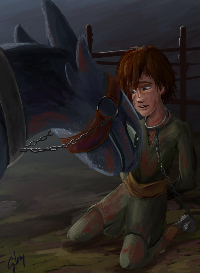 I Can't Look Out for You (HTTYD2 webnovel ch27) by inhonoredglory