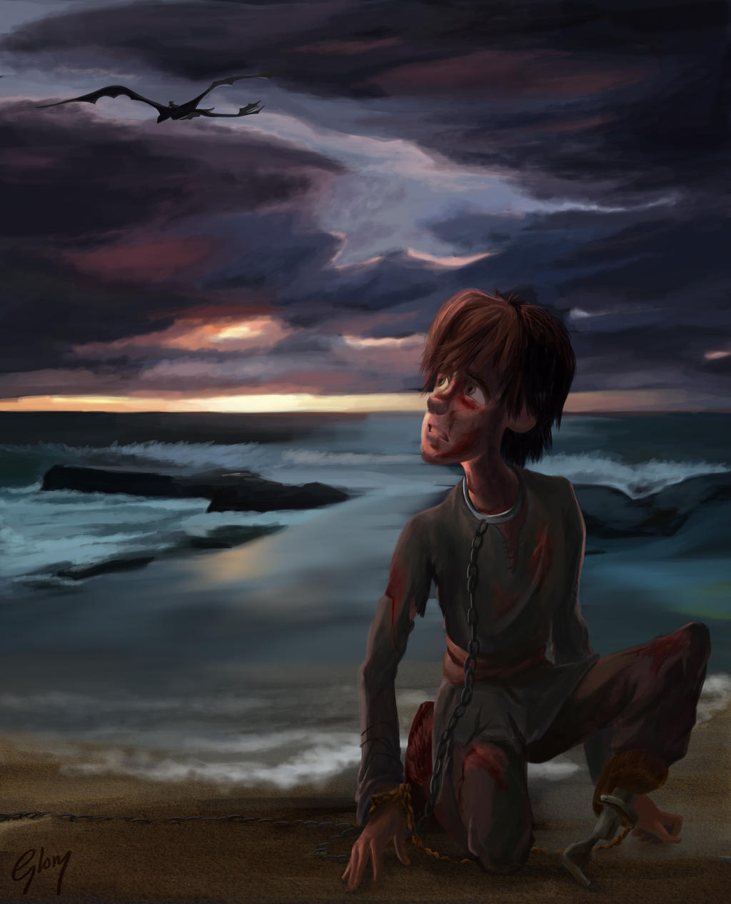 Anything for That Dragon (HTTYD2 webnovel ch28) by inhonoredglory
