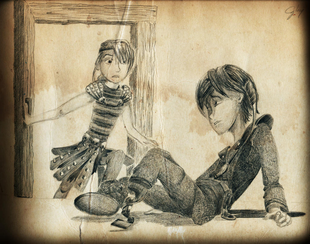Httyd Fanfiction Hiccup Captured