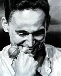 Thomas William Hiddleston [portrait] by inhonoredglory