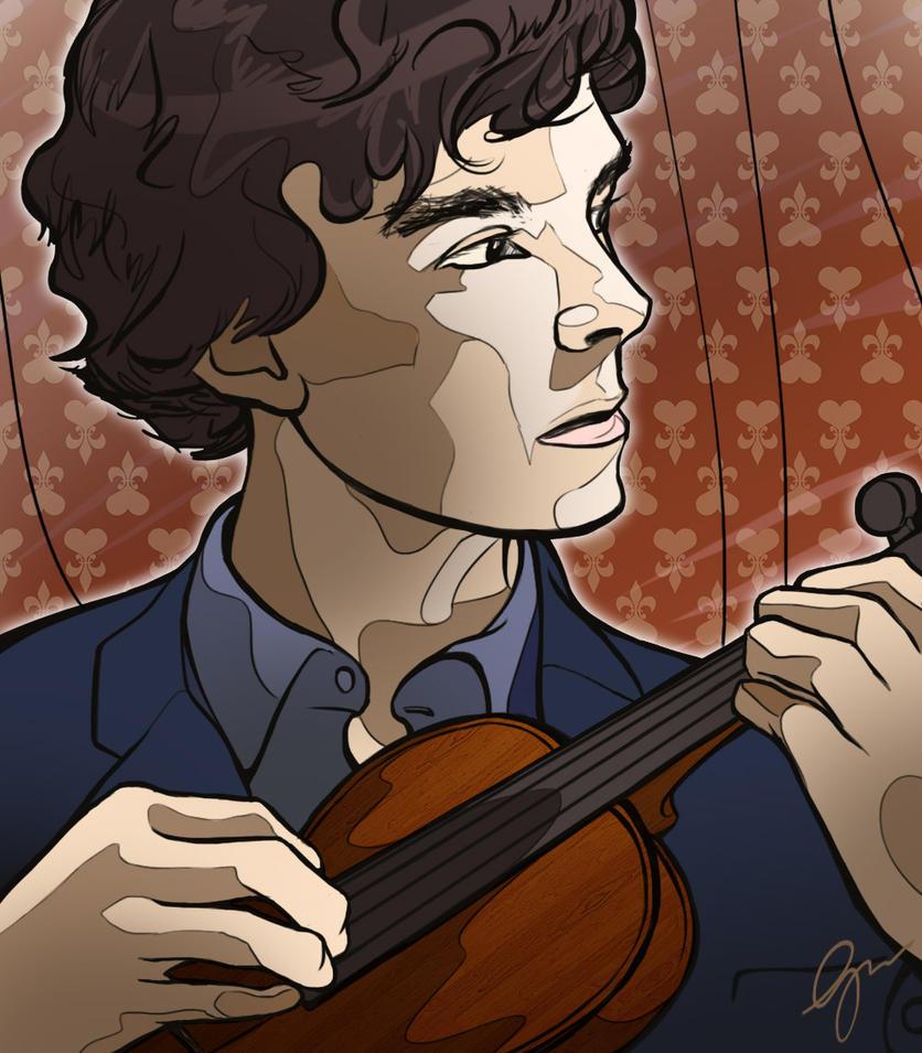 { Sherlock } by inhonoredglory