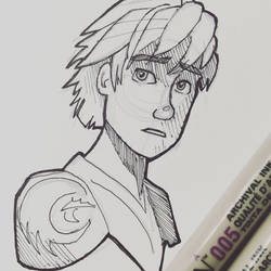 Hiccup Haddock, RTTE ed #1 by inhonoredglory