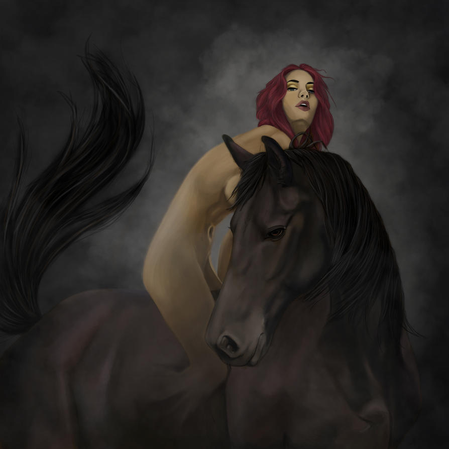 Astrology of the Horse_Contest Entry by Dawnisha