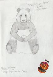 Wish Panda by SriLankanStaringFrog
