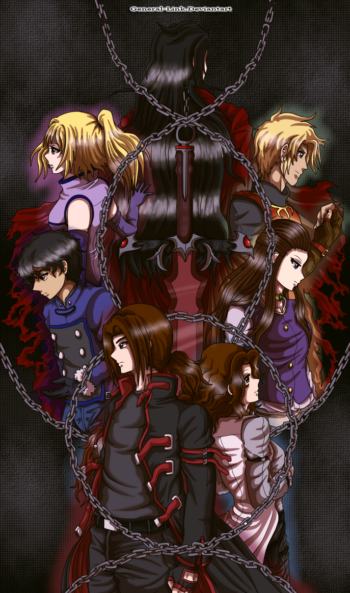 Chains of fate by General-Link