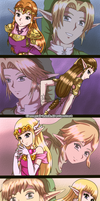 A Hero for the princess