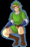 Brave Skyloftian by General-Link