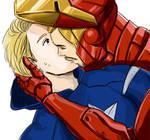 Tony Stark X Steve Rogers