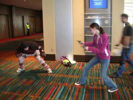 CTcon '09: Hunter vs. Zoey