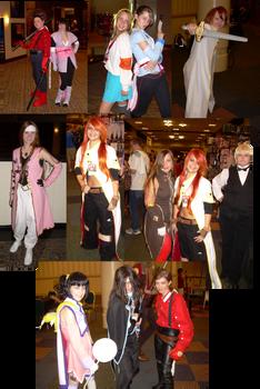 AnimeFEST '09: Tales cosplays