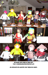 So 'n Sew Plushies collection by TEi-Has-Pants