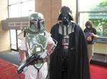 CTcon '10: Vader and Fett
