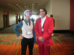 CTcon '10: Godot and Edgeworth