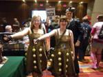 CTCon 2011: Daleks + Saxton
