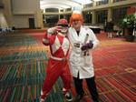 CTCon 2011: RedRanger+Dexter 1