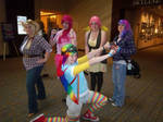 AFest '11 - My Little Ponies