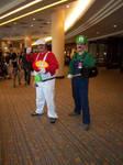 AFest '11 - Mario and Luigi