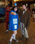 AFest '11 - TARDISsteamDoctor