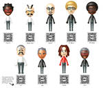 Miis: Jet Set Radio [Set 2: Others]