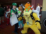 CTcon '12 - Luigi and Bowser