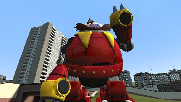 GMod: Robotnikrobotmon 2