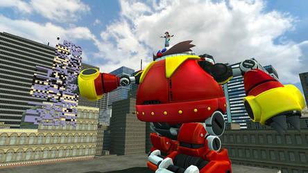 GMod: Robotnikrobotmon 3