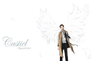 SPN:Castiel 1 by chjkiasato