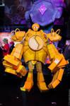 Blitzcrank cosplay - Igromir 2013