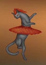 2020.04.19: Kitty Ballet